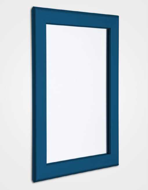 32mm Bespoke Colour Snap Frame / Gentian Blue
