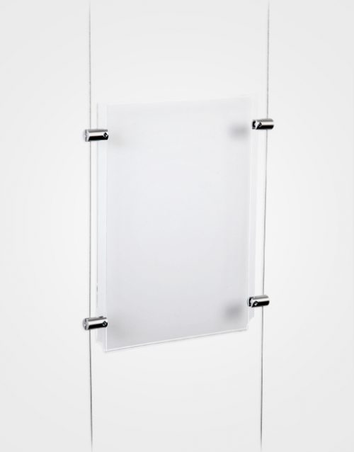 Cable Poster Holder