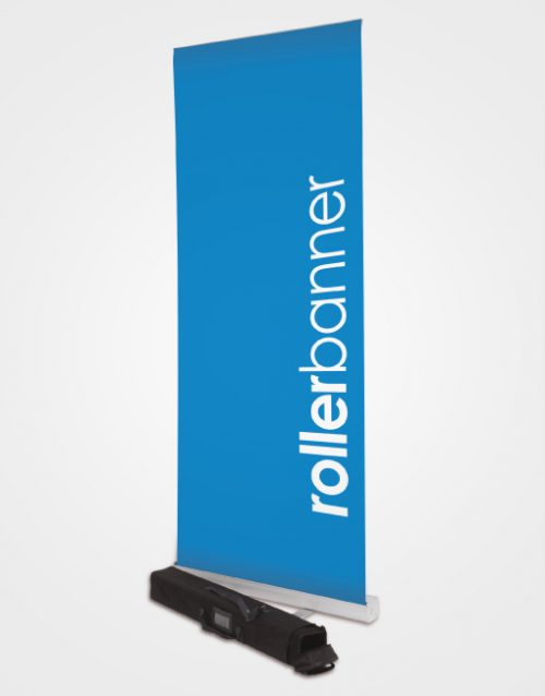 Classic Roller Banner Adhesive Top