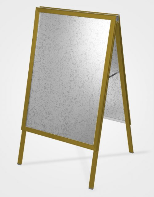 Colour A-Board / Bronze Anodised