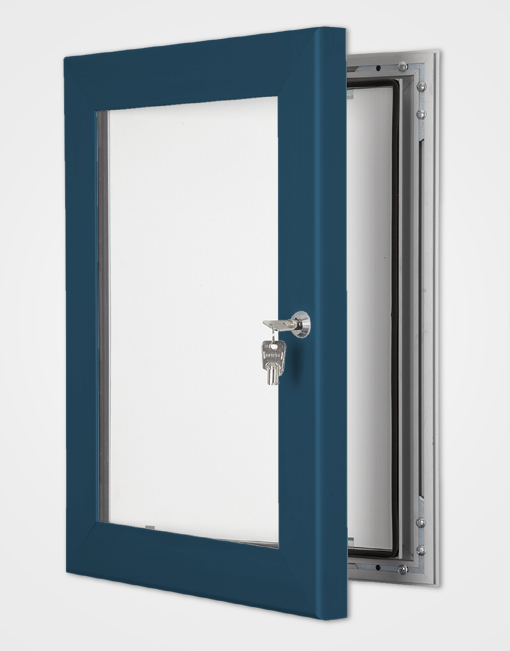 Colour Secure Lock Frame / Gentian Blue