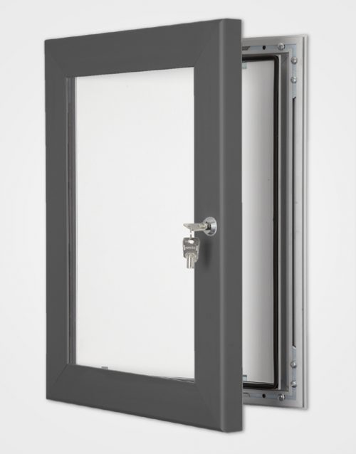 Colour Secure Lock Frame / Slate Grey
