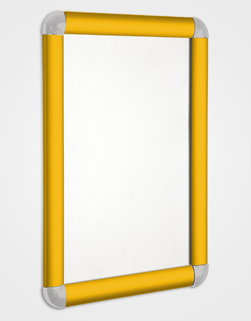 Eco 1 Colour Snap Frame / Gold Anodised