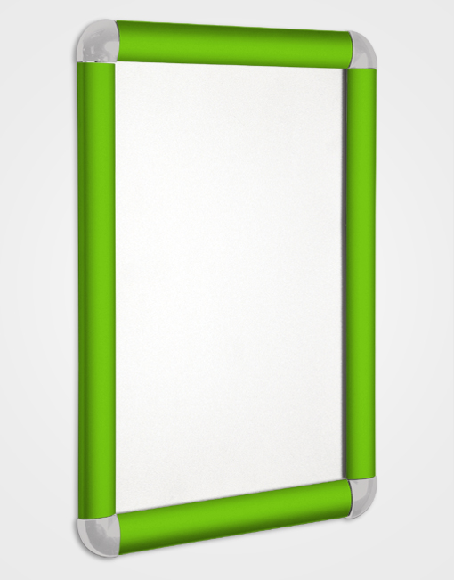 Eco 1 Colour Snap Frame / Traffic Green
