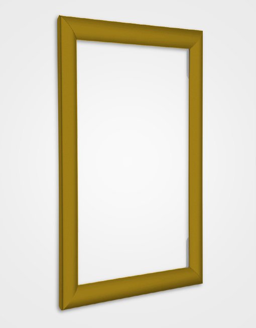 Eco 2 Colour Snap Frame / Bronze Anodised