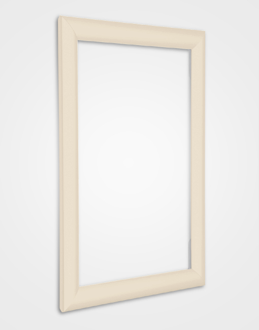 Eco 2 Colour Snap Frame / Cream
