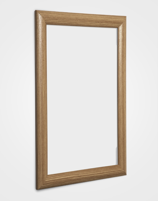 Eco 2 Colour Snap Frame / Golden Oak