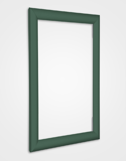 Eco 2 Colour Snap Frame / Moss Green