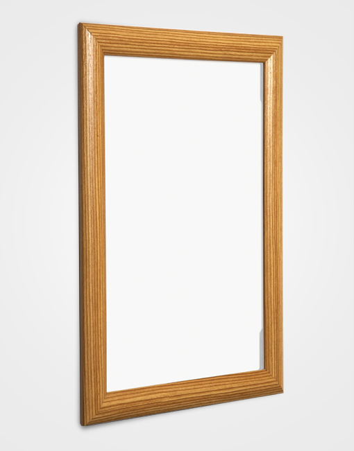 Eco 2 Colour Snap Frame / Pine