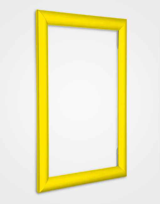Eco 2 Colour Snap Frame / Rape Yellow