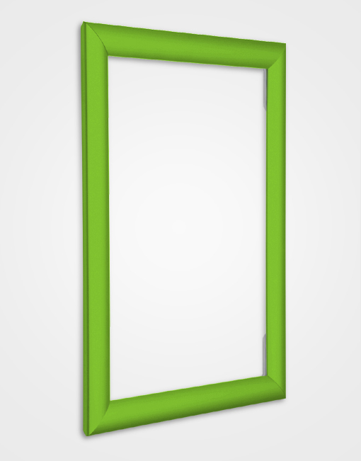Eco 2 Colour Snap Frame / Traffic Green