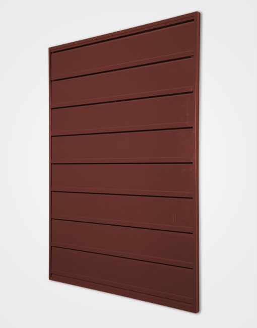 Grippit Wall Frame / Red Brown