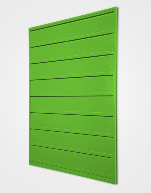 Grippit Wall Frame / Traffic Green