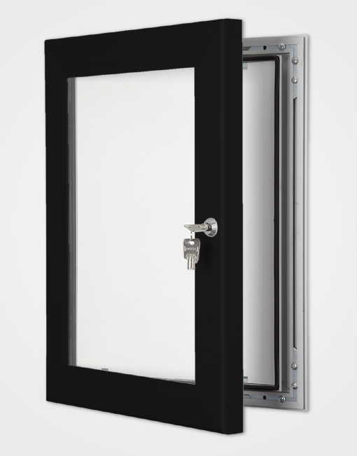 Outdoor Light Box / Jet Black