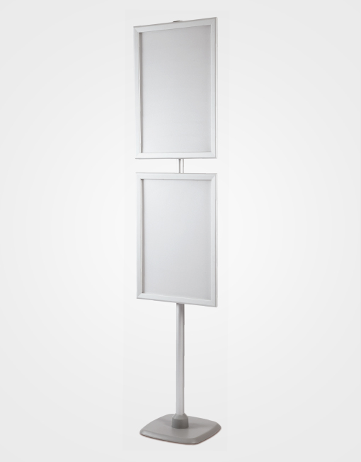 Pole and Frame stands for exhibitions