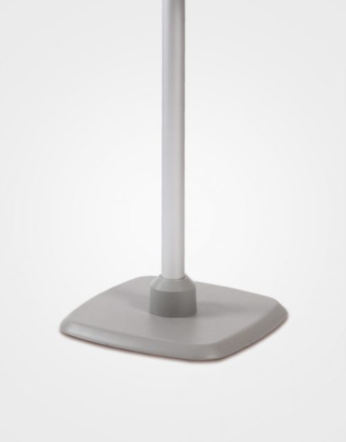 Pole Panel Stand Closeup 1