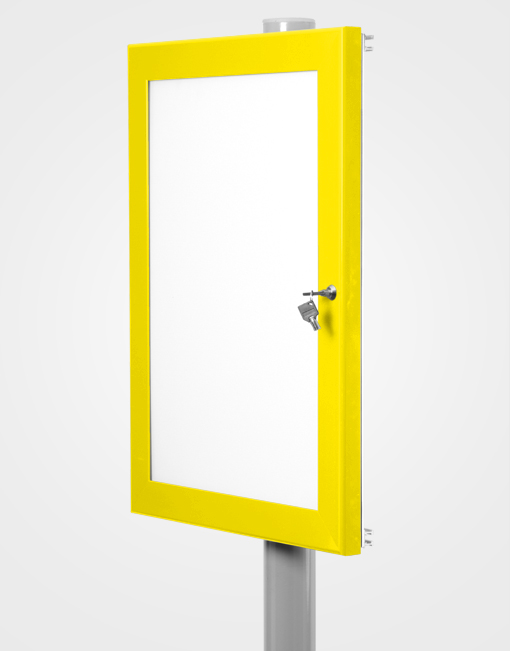 Post Channel Frame / Rape Yellow