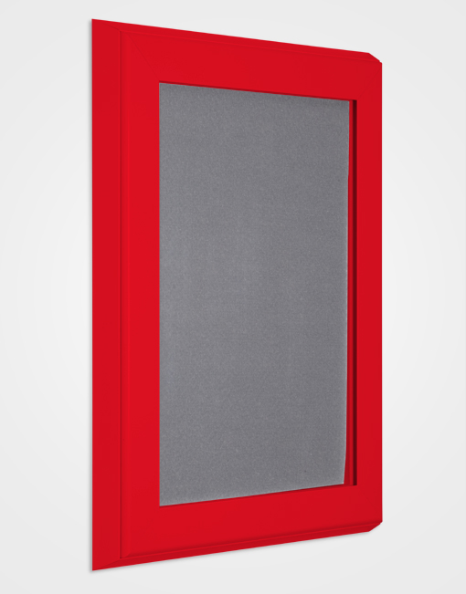 Ultimate Pin Board Case / Traffic Red