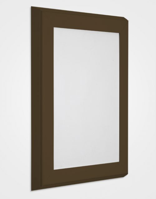 Ultimate Poster Case / Chocolate Brown