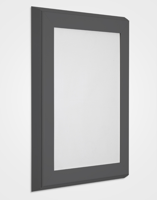 Ultimate Poster Case / Slate Grey