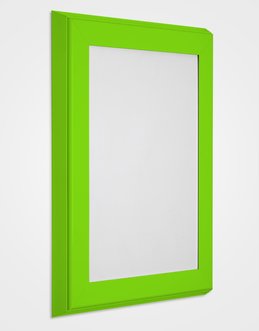 Ultimate Poster Case / Traffic Green