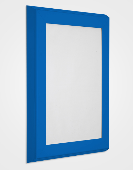 Ultimate Poster Case / Ultramarine Blue
